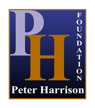 Partner logo Peter Harrison Foundation